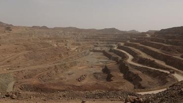 عکس های معدن سنگ آهن جلال آباد